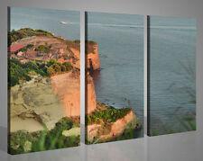 Quadri IL VIRGILIANO VOL II Napoli Vesuvio Sorrento Capri Nisida Ischia 130 x 90