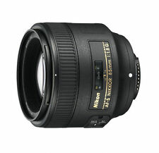 Nikon AF-S 85mm F/1.8G w/FREE Hoya NXT UV Filter *NEW*
