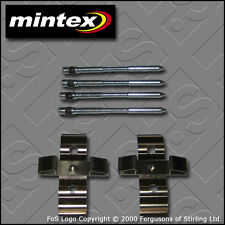 MINTEX FRONT BRAKE PAD FITTING KIT RENAULT CLIO MEGANE RS BREMBO CALIPERS