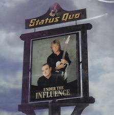 Under the Influence by Status Quo (UK) (CD, 1999 Eagle) Still Rocking!/Sealed!