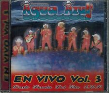 En Vivo, Vol. 3 by Conjunto Agua Azul (CD, Apr-2009, A.C.E. Records)