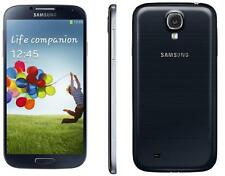 "Unlocked Black Samsung 5.0"" Galaxy S4 4G LTE Android GSM Smartphone 16GB F63 DHL"