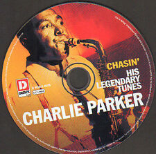 CHARLIE PARKER - Chasin - His Legendary Tunes - Disky