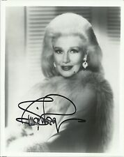 Ginger Rogers Original Autographed 8x10 Black & White Signed Photo