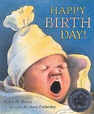 Happy Birth Day! by Robie H. Harris (1996, Hardcover)