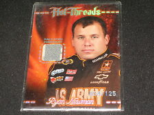 RYAN NEWMAN FIRE SUIT GENUINE EVENT WORN CERTIFIED AUTHENTIC RACE USED SWATCH