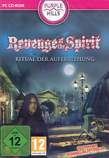 PC CD-ROM + Revenge of the Spirit + Ritual der Auferstehung + Wimmelbild Win 8