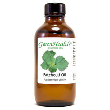 4 fl oz Patchouli Essential Oil (100% Pure & Natural) - GreenHealth