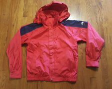 THE NORTH FACE EXTREME Red Blue Gore-Tex Waterproof Jacket XL made in USA VTG