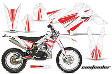 AMR Racing Gas Gas EC 250/300 Number Plate Graphics Kit Bike Decals 11-12 CONT R