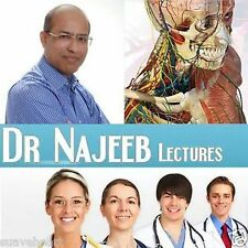 Dr.Najeeb Video Lectures In 34Dvds Fully Updated