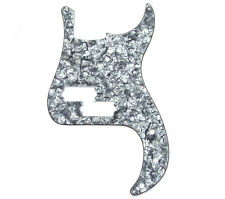 Genuine Fender Black Pearloid Standard Precision P Bass Pickguard 099-2161-000