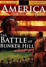 America: Her People, Her Stories, Vol. 1 - The Battle of Bunker Hill (DVD, 2011)