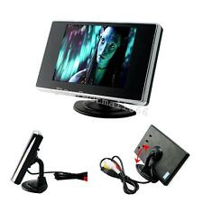 "3.5"" TFT LCD Car Rear View Backup Monitor+Wireless Parking Night Vision Camera"