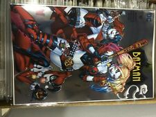 BATMAN ADVENTURES 12  HARLEY QUINN CHROMIUM Fan Expo Toronto Variant Limited