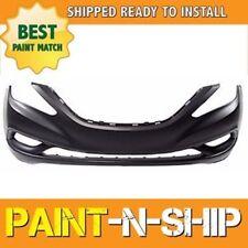 NEW Fits: 2011 2012 2013 Hyundai Sonata Front Bumper Painted HY1000183