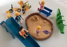 Playmobil Parque Parque Infantil artículos. figuras Y Accesorios.