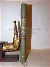 L. BACCI, Letteratura Spagnola 1923 Illustrato Cervantes Saavedra Don Chisciotte