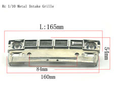 New Pierced Metal Intake Grille For 1/10 Hilux Tamiya TF2