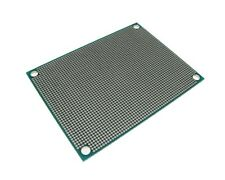 6x8CM Double Side Prototype Board Perforated Through Hole  - 1.27mm Pitch