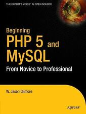 Beginning PHP 5 and MySQL: From Novice to Professional-ExLibrary