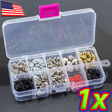 [228pcs] M3 Computer Assembly Kit DIY Screws, Stand offs and Bolts