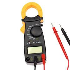 New MS2108A 4000 AC DC Current Clamp Meter backlight Frq Cap CATIII vs FLUKE SM