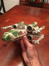 Star Wars Galactic Heroes X Wing Dagobah Playskool Retired No Figures