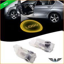 LED Tür Beleuchtung Mercedes R GL ML Klasse W251 W164 X164 Logo Licht Leuchte