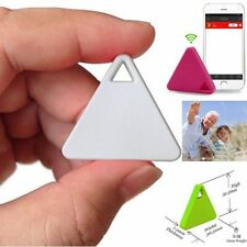 Pet Child Wallet Key Finder GPS Locator Triangle Bluetooth Alarm Smart Tag Track
