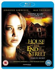 THE HOUSE AT THE END OF THE STREET - Blu Ray Disc -