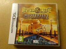 NINTENDO DS GAME / JEWEL QUEST: MYSTERIES 2