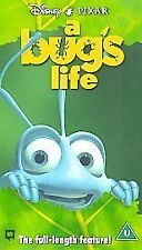 A Bug's Life [VHS] [1999], Acceptable VHS, Kevin Spacey, Dave Foley, Julia , And