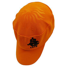 NETHERLANDS HOLLAND ORANGE KNVB LOGO FIFA WORLD CUP MILITARY STYLE HAT CAP..NEW