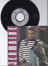 "Jermaine Stewart, Get Lucky, VG/VG+ 7"" Single 0983-6"
