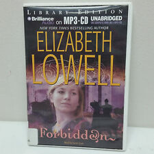 Forbidden by Elizabeth Lowell  MP3 CD  Audiobook Unabridged (Medieval Trilogy 2)
