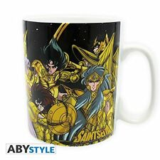 Mug SAINT SEIYA Gold Saints 460 ML  New
