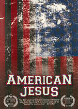 American Jesus ** DVD ** SEALED ** NEW ** Doc about Christianity