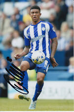 SHEFFIELD WEDNESDAY HAND SIGNED LIAM PALMER 6X4 PHOTO 1.