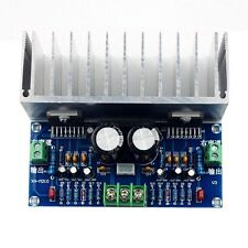TDA7293 Dual Channel Digital Audio Amplifier Board w Heatsink AC 12-50V 100Wx2