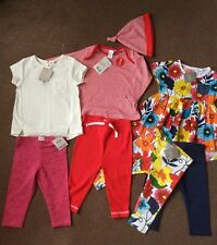 Next baby girls clothes bundle bnwt 6-9 mois