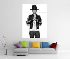 Pharrell Williams Happy Gigante Pared Arte Imagen Foto impresión Cartel