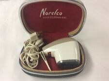 Vintage Norelco Rotary Speedshaver Electric Corded Shaver SC-7914 110 V AC/DC