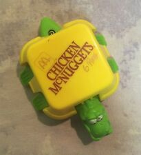 Chicken Nugget Turtle Transformer - 1990 McDonald's Happy Meal Toy