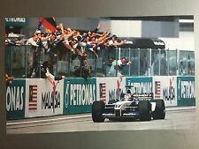 2003 Juan Pablo Montoya's CART Indy Car Print Picture Poster RARE!! Awesome L@@K