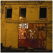 Tired Pony (Snow Patrol  Editors R.E.M.)  - The Place We Ran From  DIGIPAK