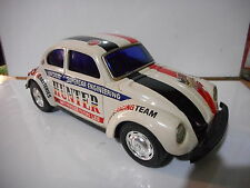 VOLKSWAGEN -VW coccinelle beetle MADE IN JAPAN TAIYO vintage ancien tole tin toy