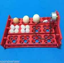 ✔ ✔ ✔ Automatic 12/48 Quail Egg Turner Tray with Motor 110Volt or 220Volt  ✔ ✔ ✔