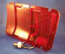 1968 MUSTANG SEQUENTIAL LED BRAKE & TAIL LIGHTS WITH LENSES & FLASHER 68
