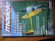 $$5 Revue modele magazine N°613 de Havilland TK2  antiparasiter reception  ASW15